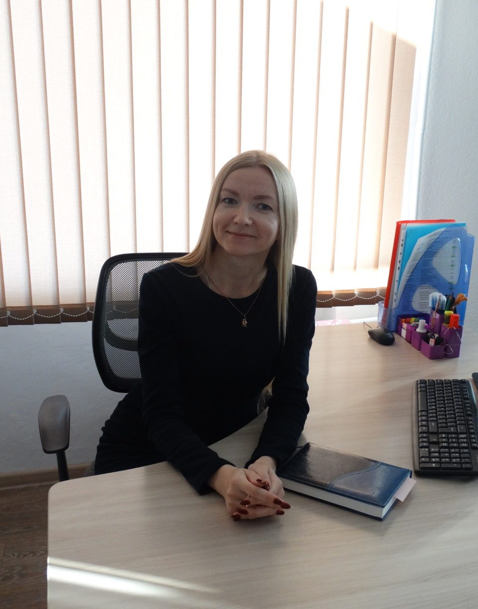 Кислова Ольга Петровна