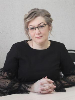 Елистратова Оксана Михайловна